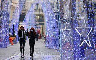組圖:聖誕節氣氛漸濃厚 英國人購物謹慎