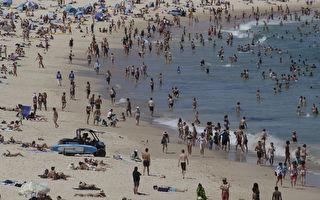 夏季首日 新州小镇 48度高温为地球最热
