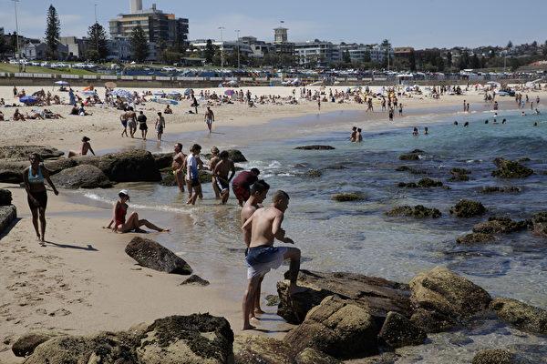 热浪席卷澳洲 悉尼高温创下11月最热纪录