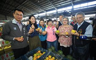 台中果菜市场争取设备  陈吉仲:全力协助
