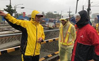 潘孟安恒春半岛巡察 吁防范入夜后强风豪雨