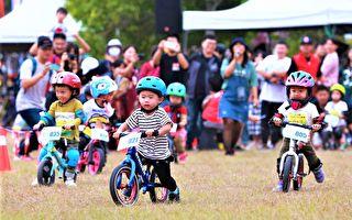 台湾年度观光盛会 台中自行车游程高人气