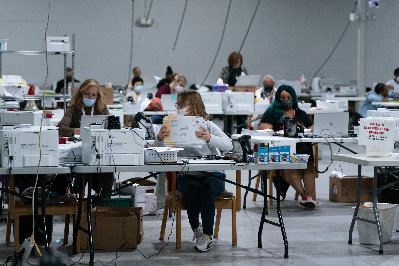 美退役將軍證實 計票系統會偷換選票