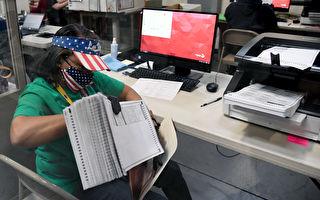 邮寄选票拒绝率仅0.03% 美媒列大选4大疑点