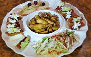 瑪陵山產佐以當令海鮮  絕配的山海饗宴