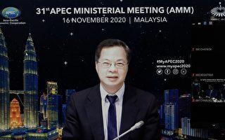 APEC雙部長會議落幕  台國發會:願助亞太夥伴抗疫