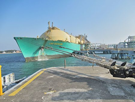 进口碳中和天然气获奖