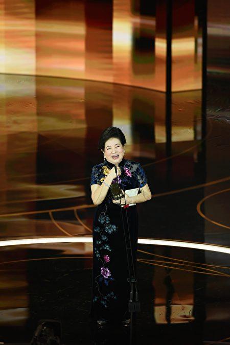 陳淑芳一舉拿下金馬影后與最佳女配角。