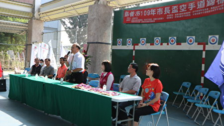 有氧空手道創辦人徐景富博士,擔任松濤空手道館總教練,在地發展二十年以上,使幾千人受益。