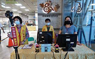 秋冬防疫升級  12月1日起進出市府需全程戴口罩
