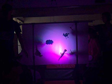 皮影戲介紹與分組製作表演,古早味皮影戲,又稱影子戲或燈影戲,是一種使用平面的、關節可動的、鏤空的人形,並將其置於光源與半透明屏幕或布簾間,用以敘說故事及娛樂的傳統表演藝術。