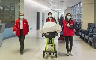 重症病人返台就医 联新国际医疗集团紧急转送