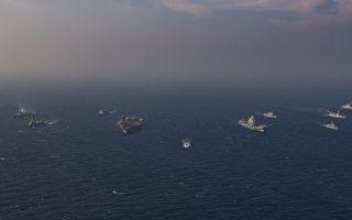沈舟:美軍強烈回應中共東風導彈的挑釁