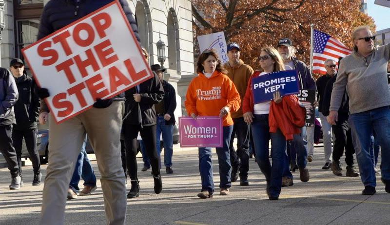 賓州民眾:共產主義正威脅美國 選戰超越黨派
