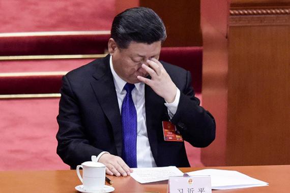 """习三提""""政治判断力"""" 分析:当局摸不清局势"""