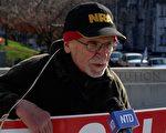 【制止窃选】82岁抗议者:川普永远改变了美国