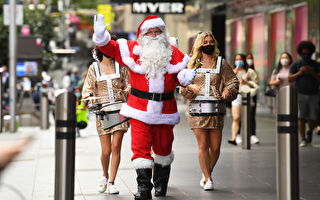迎聖誕慶新年 12月1日起新州進一步解封