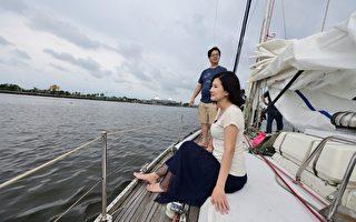 茄萣海洋文化节 海上音乐派对回家定情
