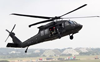 一架美军直升机在西奈半岛坠毁 八人遇难