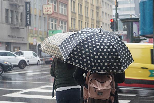周末湾区将迎半年来首次降雨