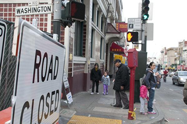 旧金山中央地铁工程 将于3月31日完工