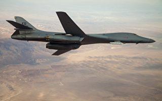 美B-1B轰炸机首次携高超音速导弹亮相