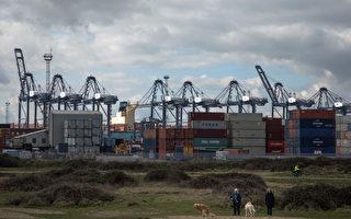 政府商家都囤货 英国货运码头压力大