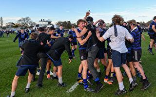 新西蘭沒有學歷離開學校的青少年比例上升