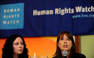 澳洲HRW主席驳中共:人权不是来作买卖的
