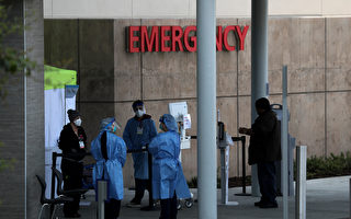 加州确诊人数激增 医护人员面临短缺