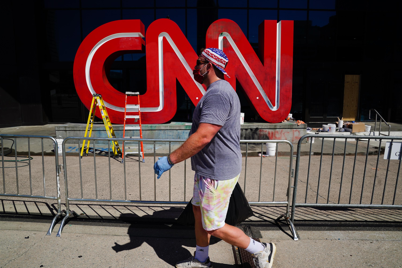 CNN收視率難保 傳AT&T求售還債