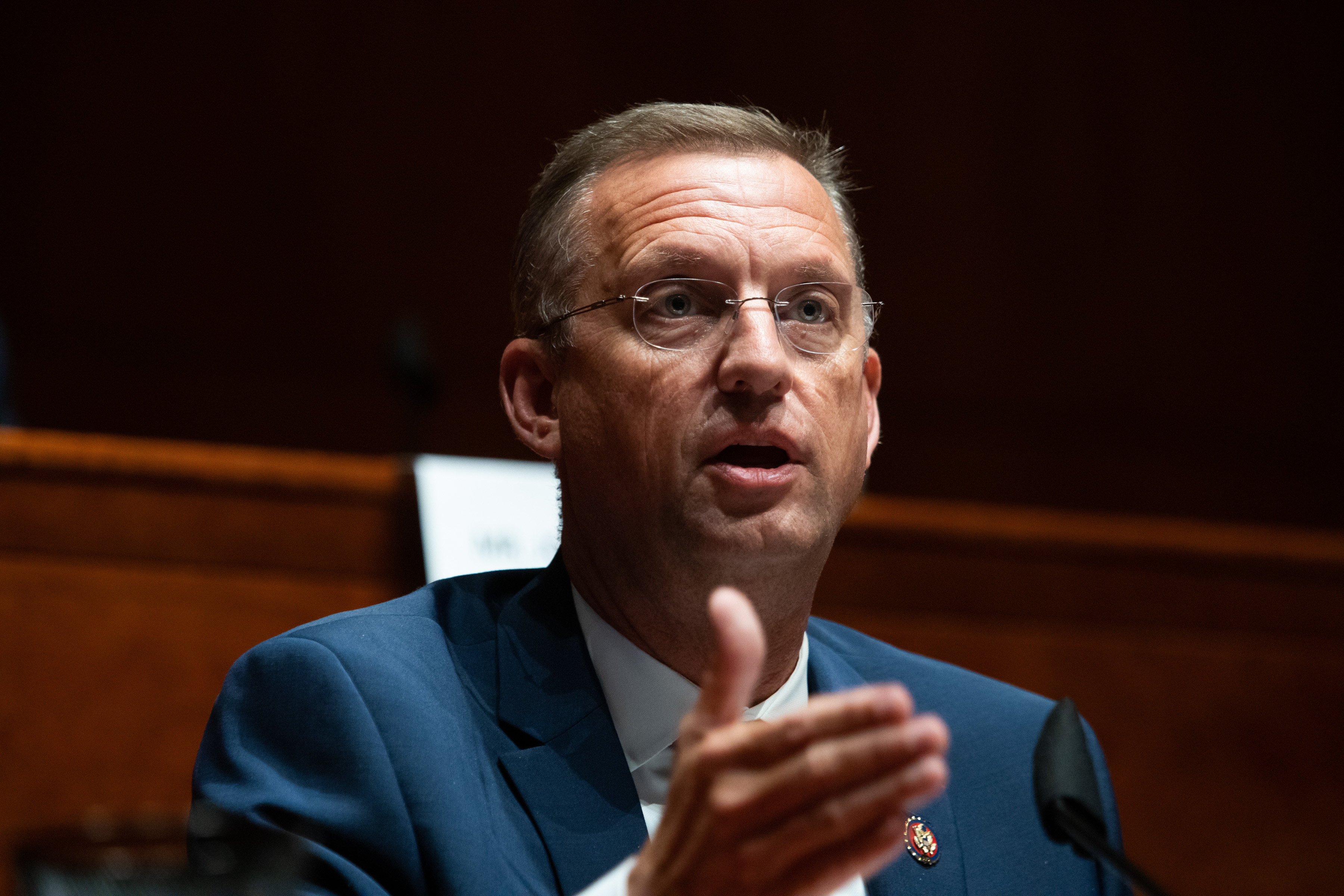 美眾議員柯林斯將領導佐州重新計票團隊