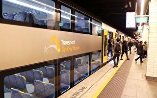 新州推出新手机应用程序 预报火车满员程度