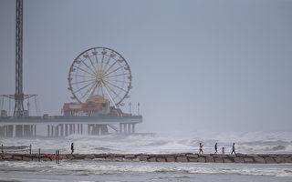 抵御飓风威胁 陆军发布Galveston沿岸堤坝新草案