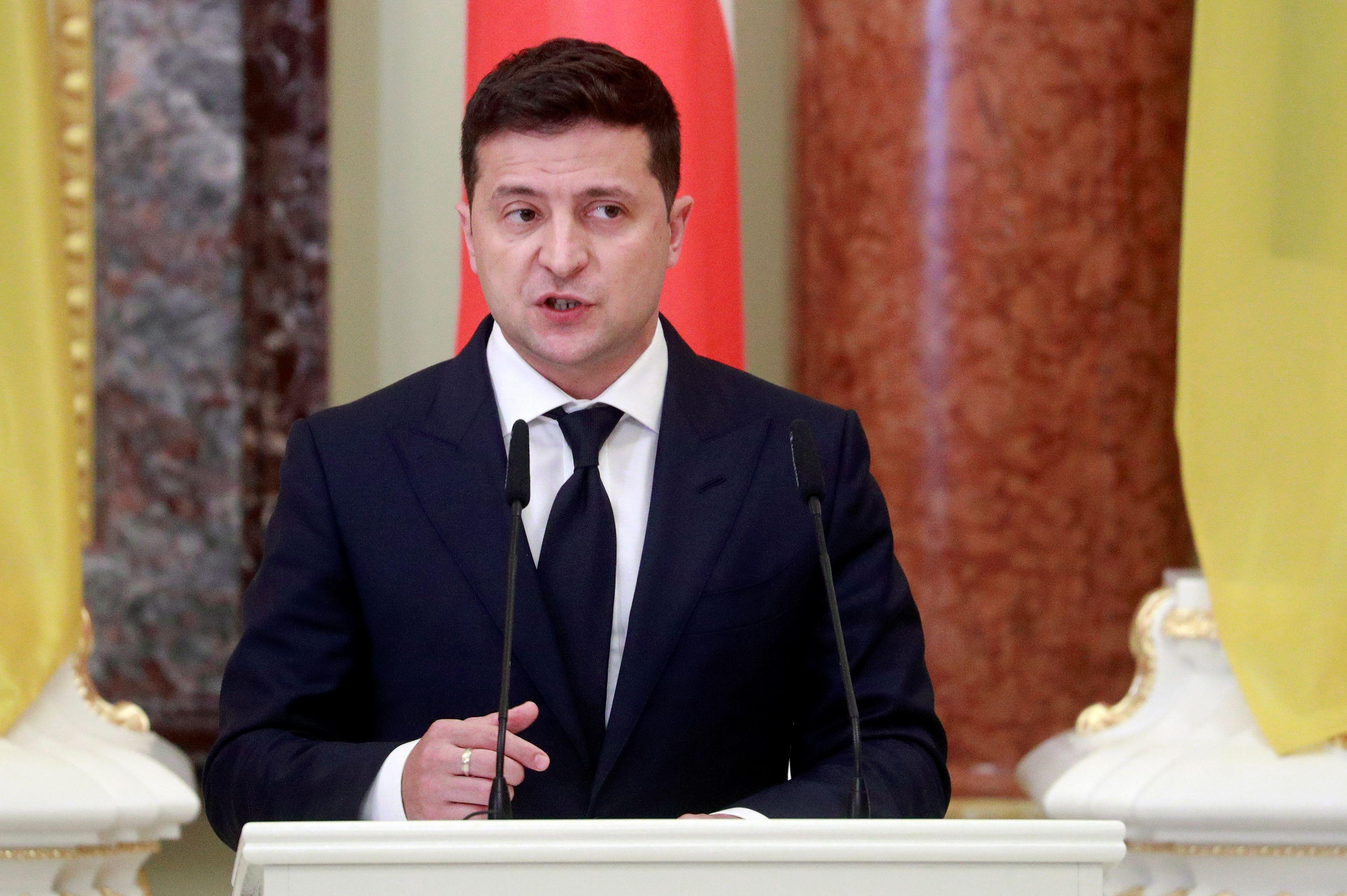 烏克蘭總統、防長、議長等六高官均染中共病毒