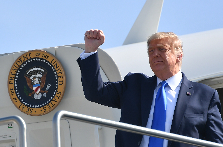 特朗普創紀錄 為加州獲票最高共和黨候選人