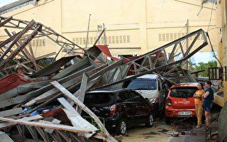 菲律宾遭到2020年最强台风 10死3失踪