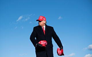 網友指拜登賀選帽透玄機 川普將再度入主白宮