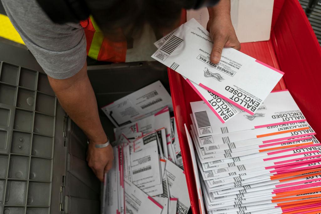替8000遊民申請選民註冊 加州兩男被訴欺詐