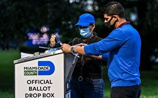 59%美國選民憂郵寄投票會導致選舉舞弊
