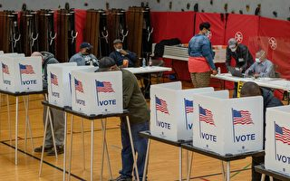 對比美國大選 美退役准將讚台灣開票透明