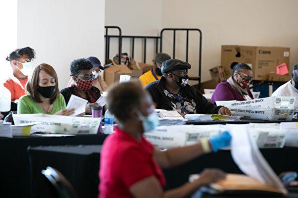喬州計劃重計票 四搖擺州選情現狀概述