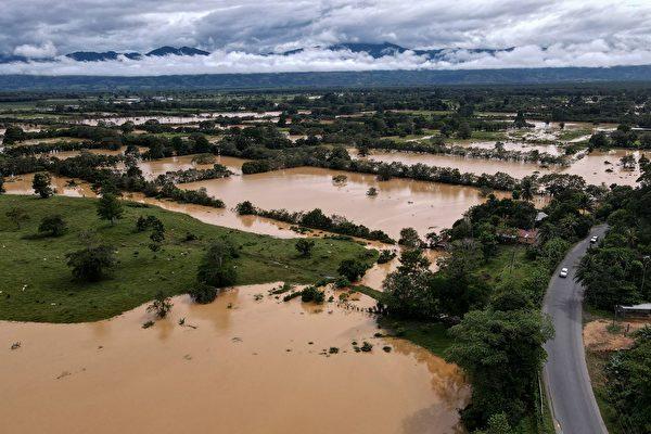 組圖:颶風埃塔侵襲中美洲 至少百人喪生