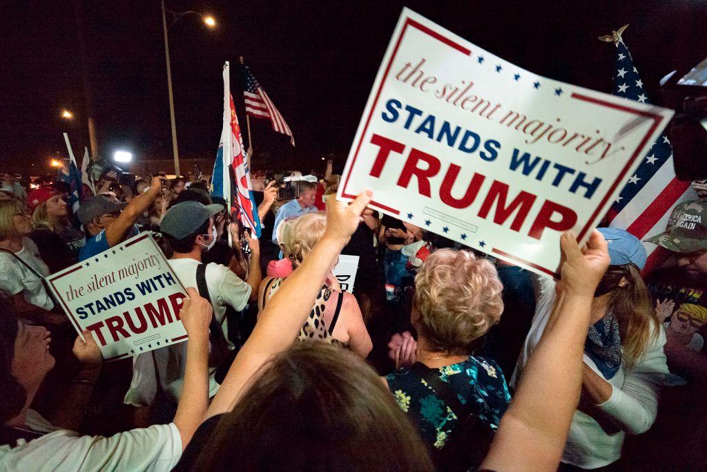 田雲:美大選欺詐令人震驚 左派為何反特朗普