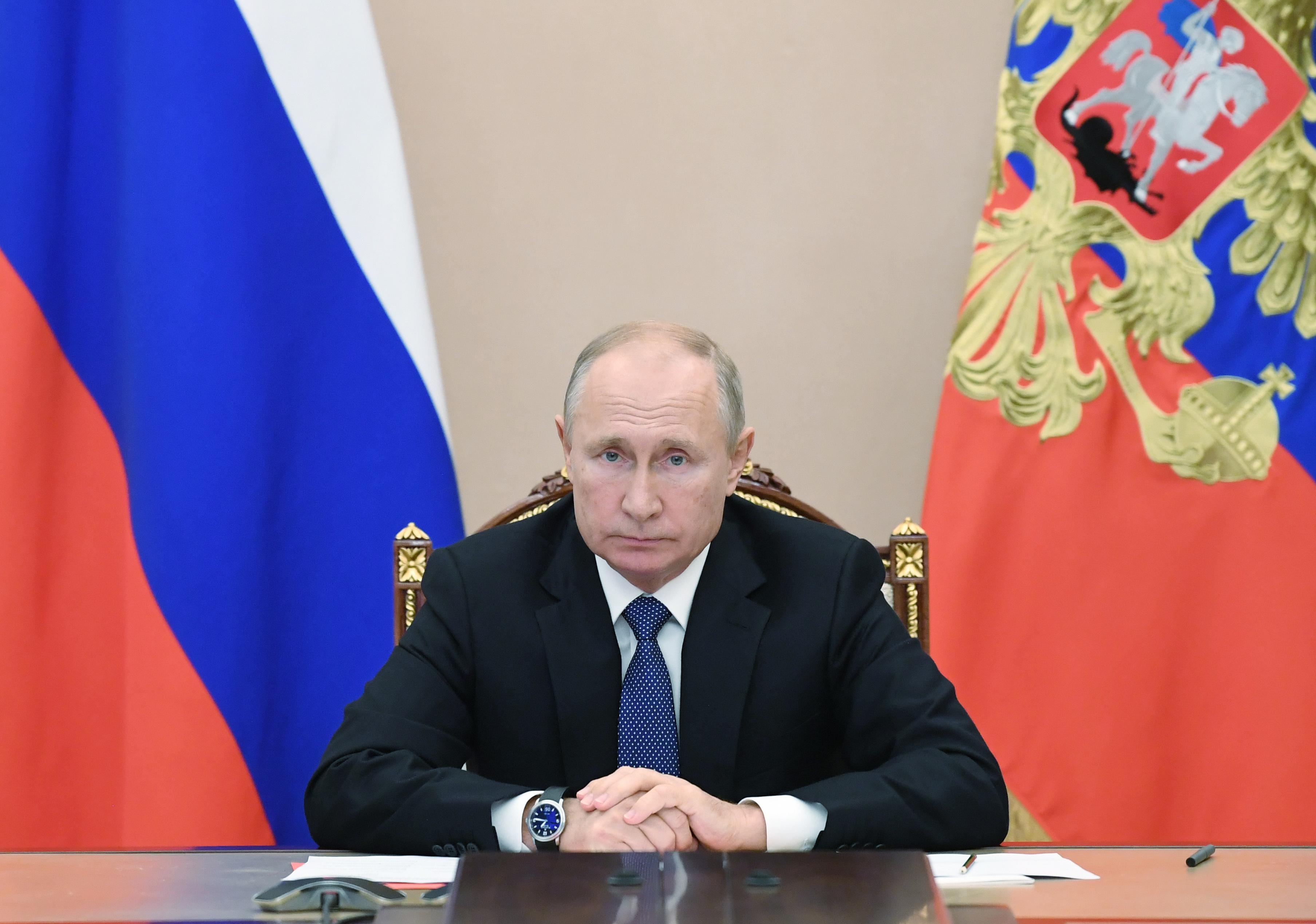 普京將在美大選公佈正式結果後 祝賀當選人