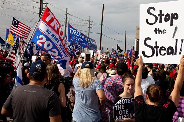 田雲:正邪激戰 美國大選舞弊的深層原因
