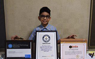 印度6歲男童 成為世界最年輕程式設計師