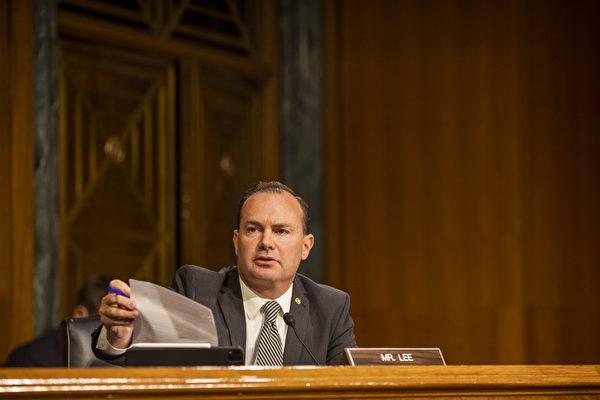 參議員:逼迫川普讓步是無視憲法程序和法治