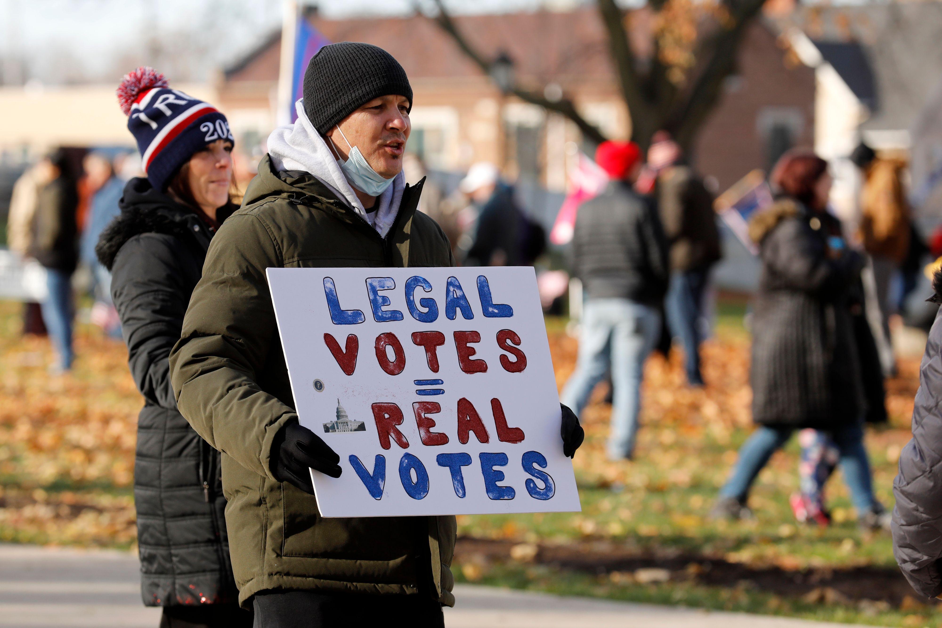選舉安全專家證詞 密歇根29萬張選票須剔除