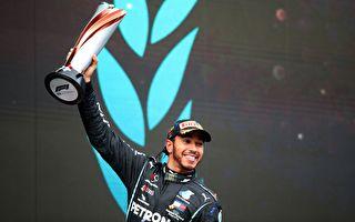 第七次加冕F1车手总冠军 汉密尔顿追平纪录
